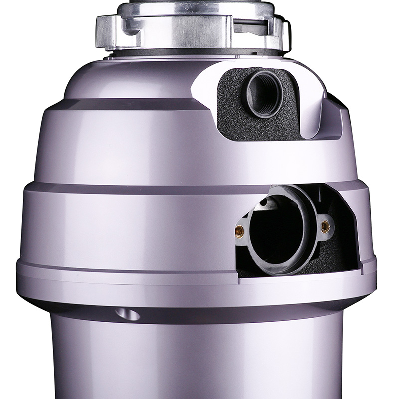 3/4 Horsepower Household Food Waste Disposer with Cord Silver