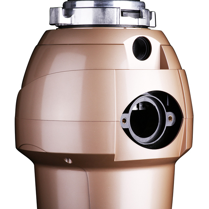 5/4 HP Continuous Feed Sound-Insulated Garbage Disposal
