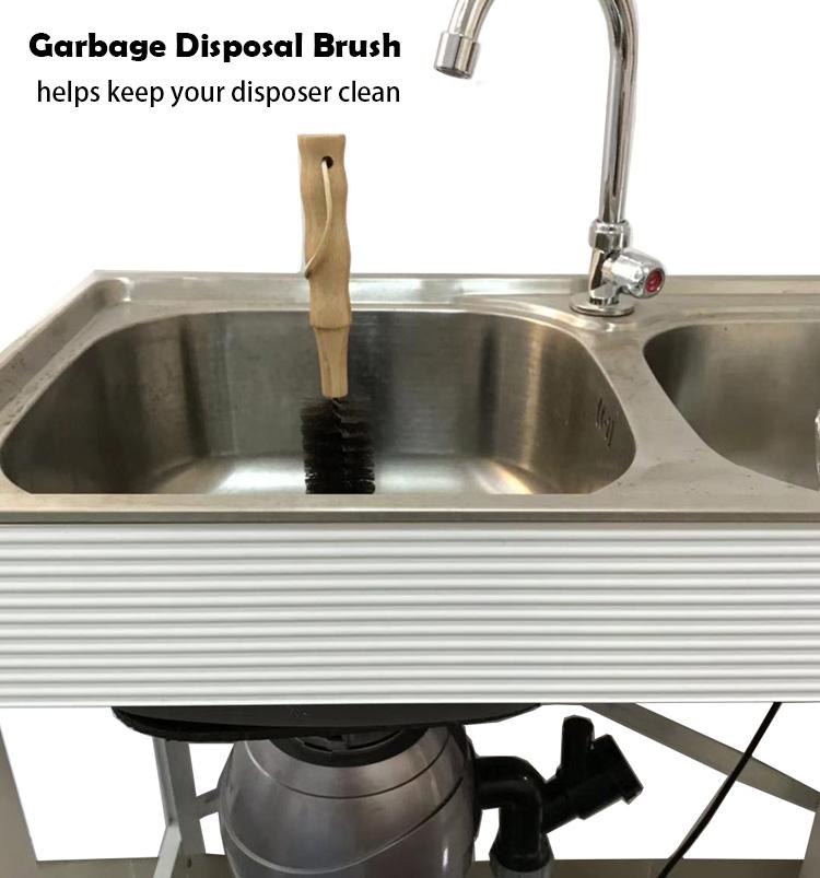 Universal Garbage Disposal Brush Sink Cleaning Brush