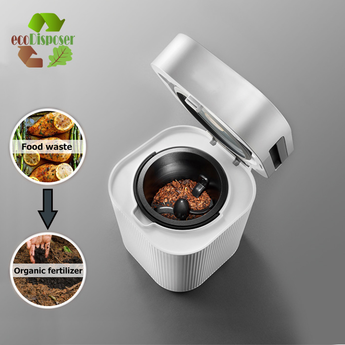 Indoor food waste recycle Household Kitchen Food waste composting machine garbage disposer Smart Trash